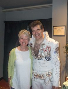 Elvis and Bonny - Great Show